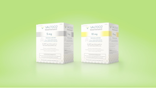 VALTOCO® (diazepam nasal spray) instructions for use video (5 mg and 10 mg doses)